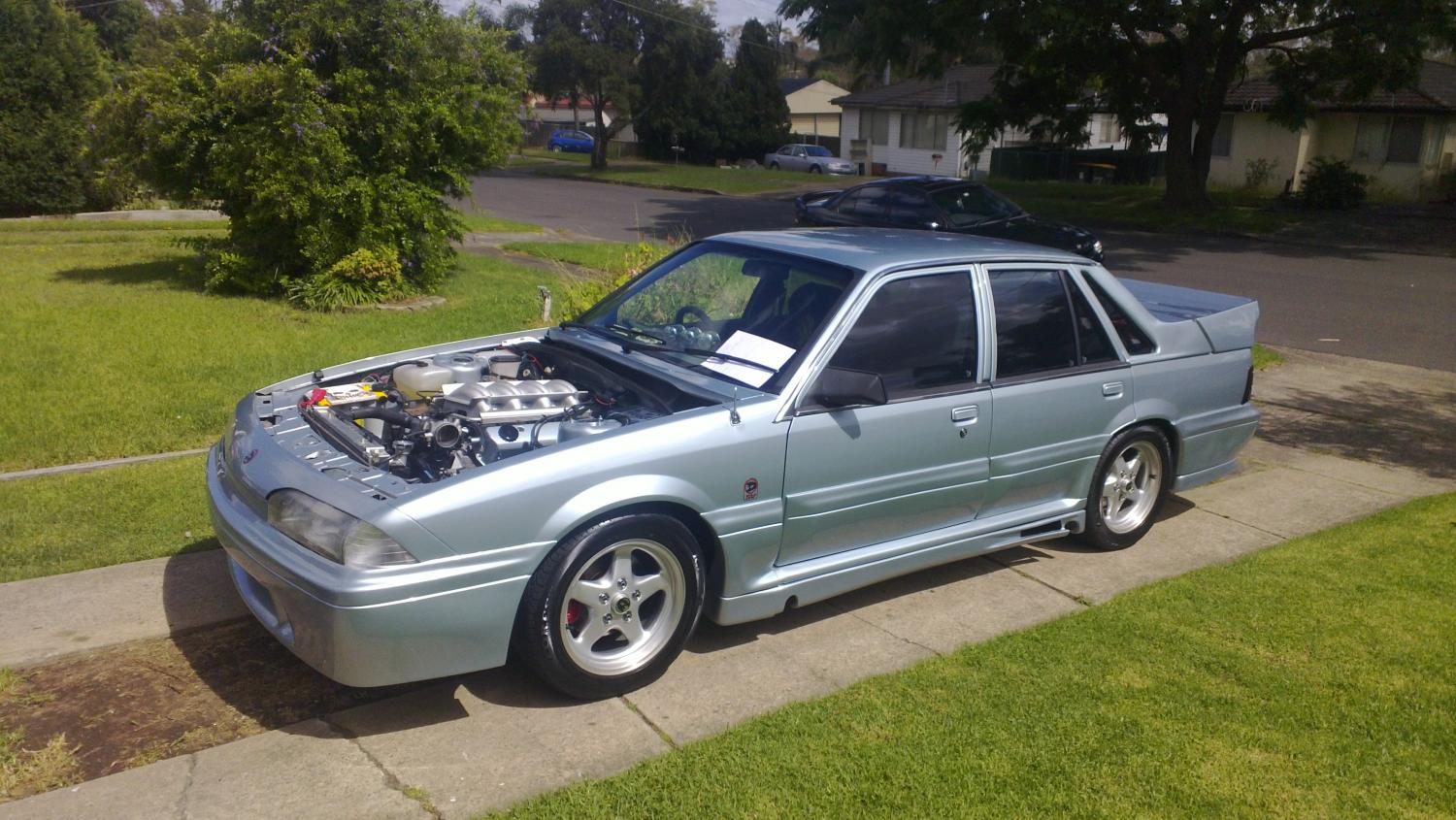 vl walkinshaw replica project | Just Commodores