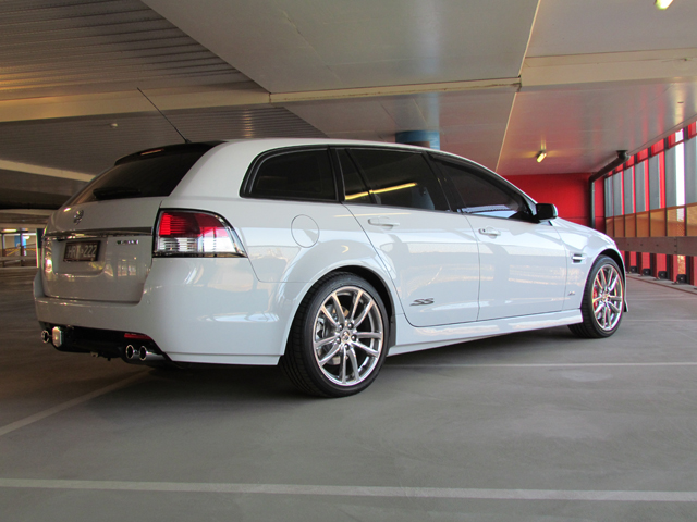 MY125 VE SSV Sports Wagon Special Edition Z Series  Just Commodores
