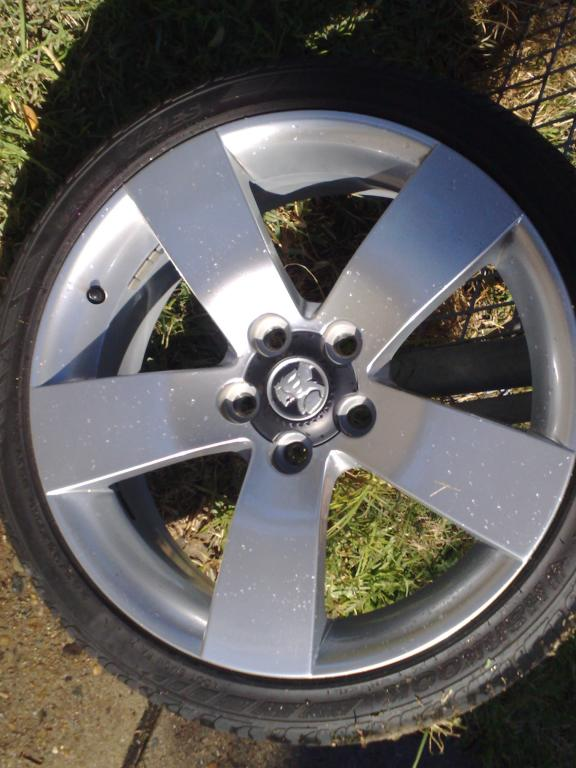 what need to be done to fit genuine VE wheels on the VT