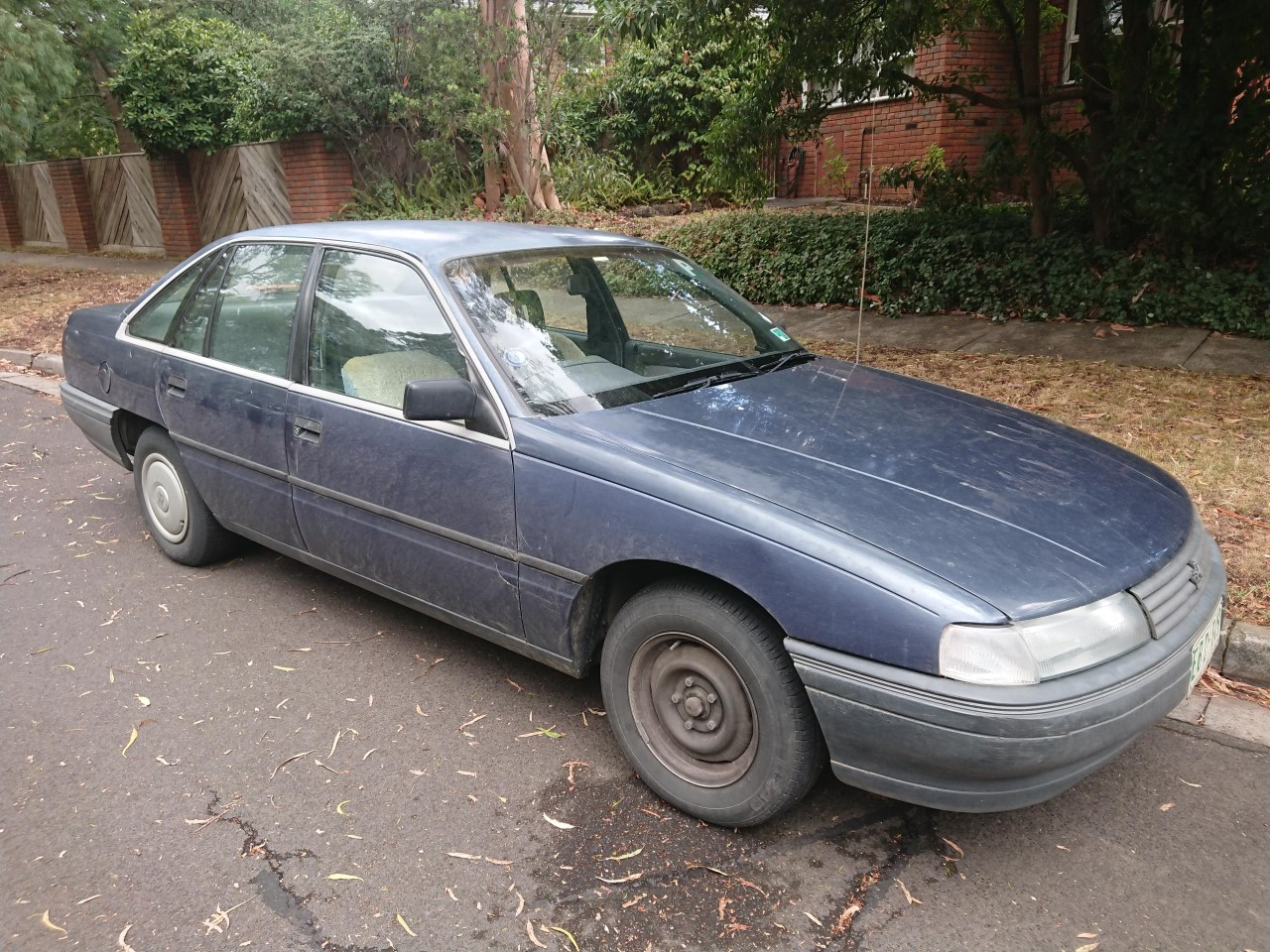 1988 VN Executive - Paint code | Just Commodores