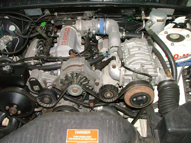 Super charger kits for 3 8 v6's   Just Commodores