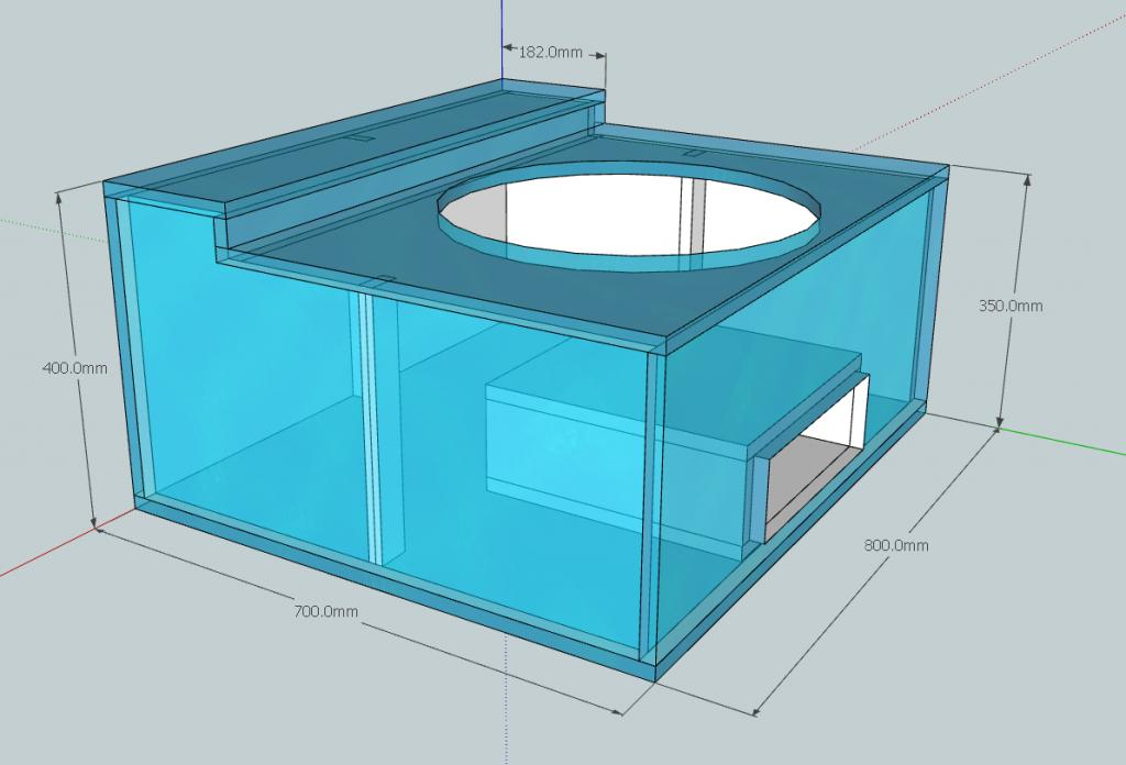 Help nic design a new sub box just commodores 65cuft32hz1g sciox Images