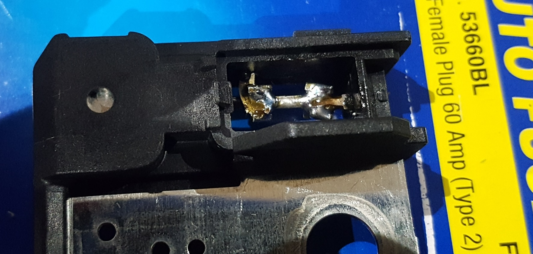 7 New fusible link Soldered into Battery terminal from bottom 20190202_133933.jpg