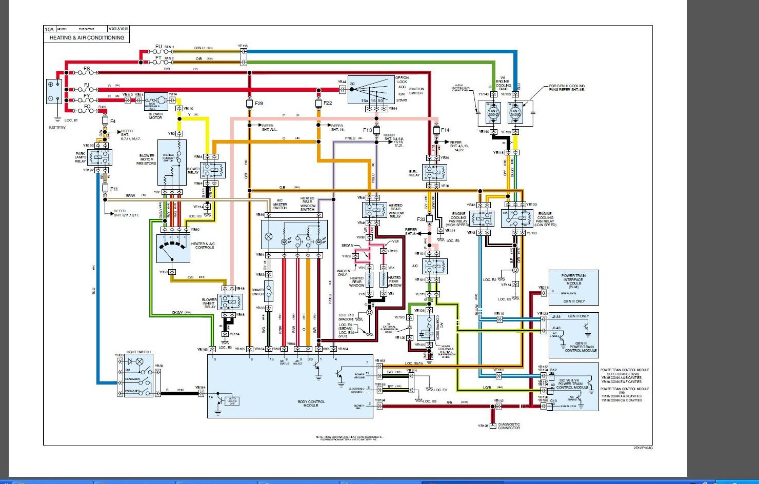 Vu commodore ute wiring diagram somurich