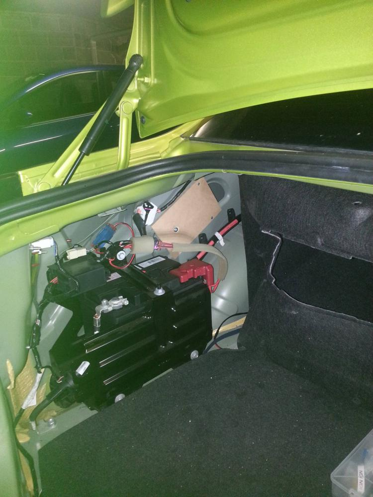 Amplifier install nxt to battery just commodores audio 1g cheapraybanclubmaster Image collections