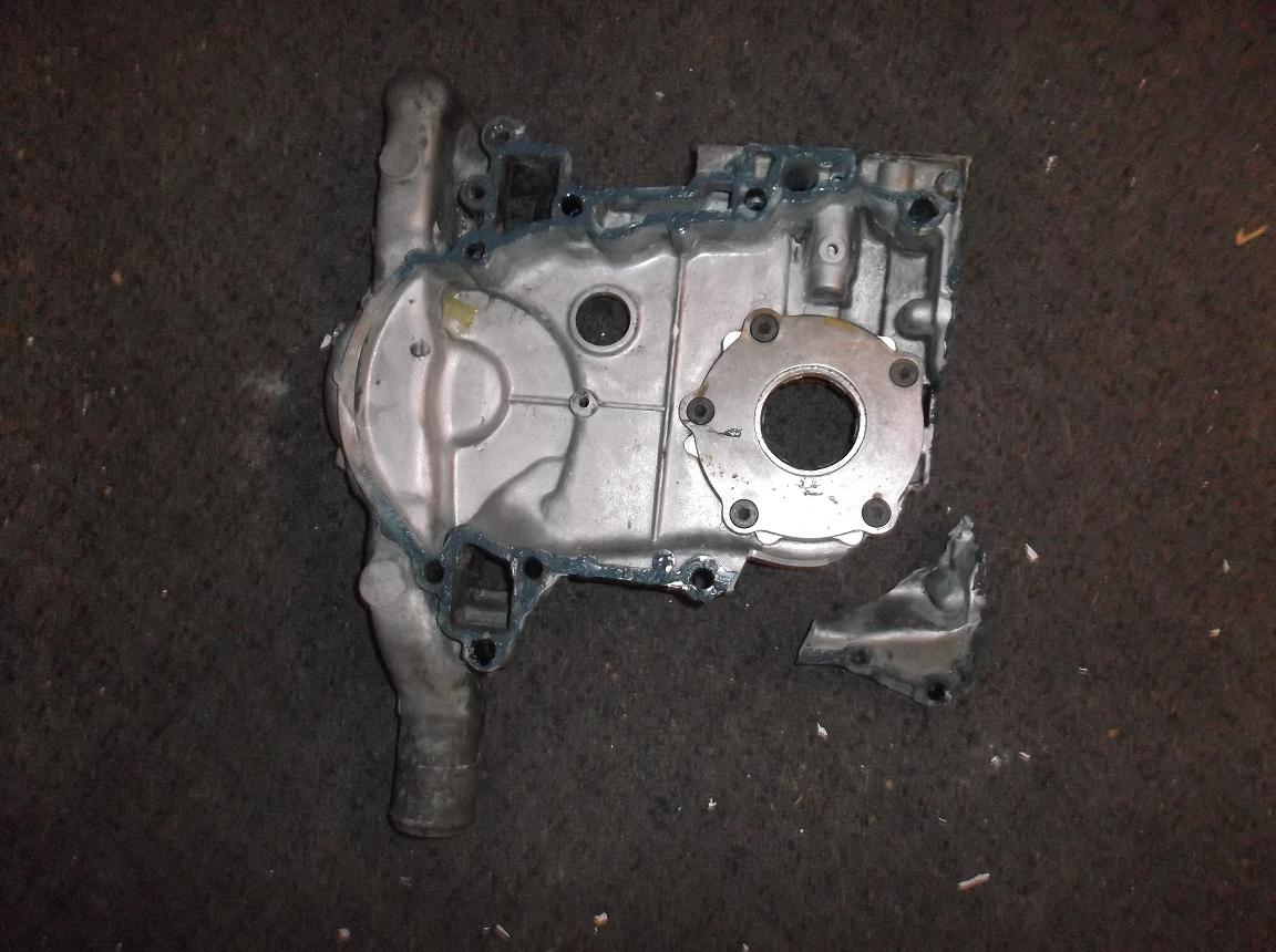 VT commodore timing chain and sprockets need help   Just