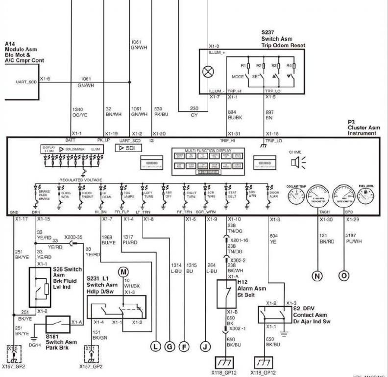 vy ute wiring diagram holden wiring diagrams instruction vz bcm wiring diagram at panicattacktreatment.co