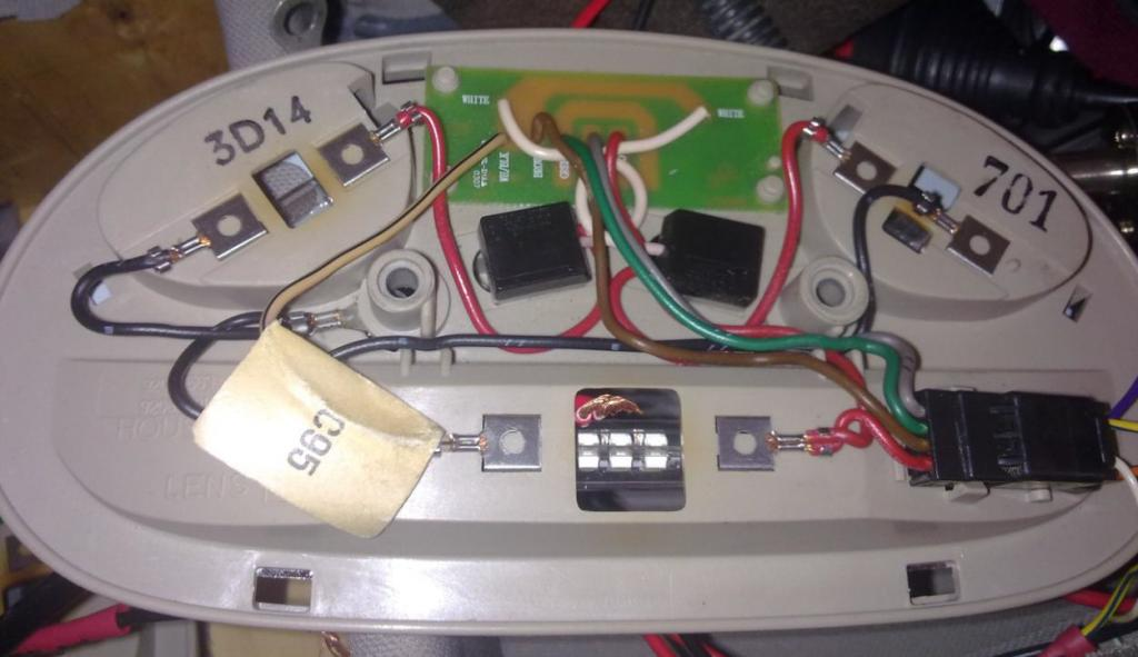 vt vx interior map lights wiring just commodores commodore light plain jpg
