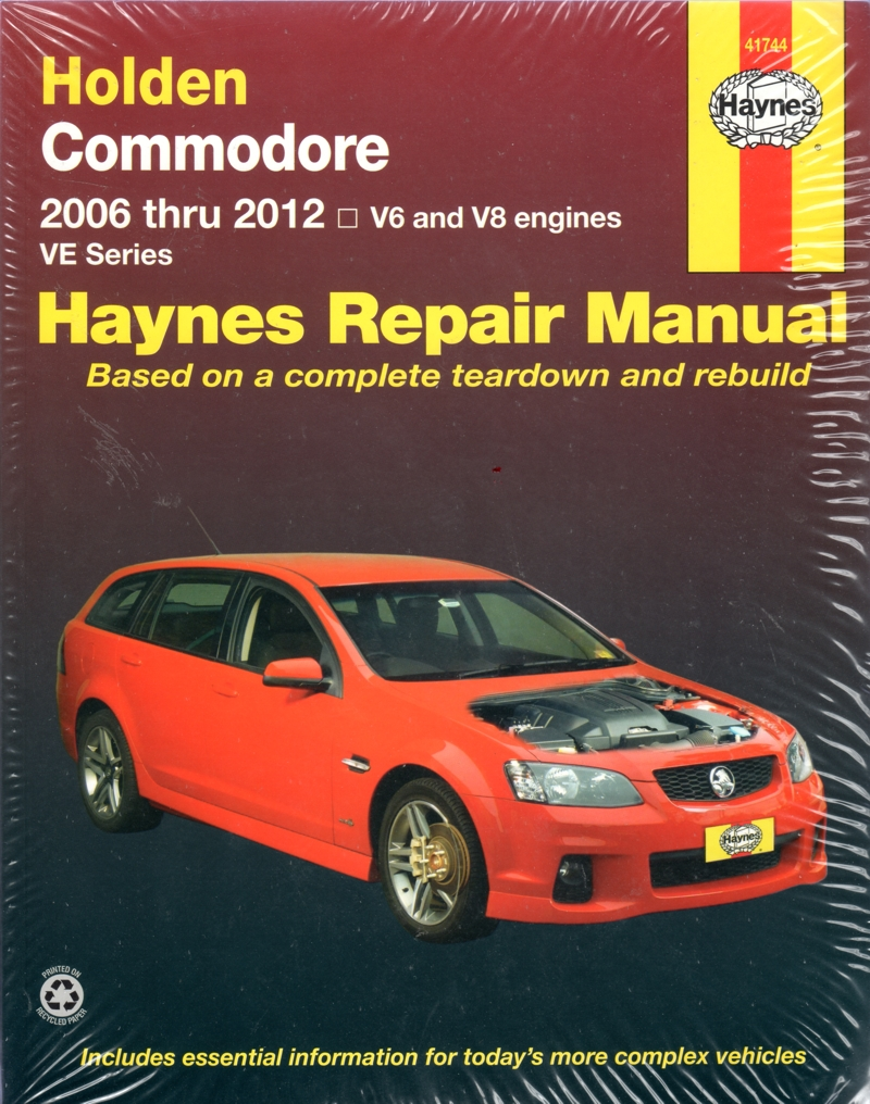 holden vf wn sedan ute sportwagon caprice u0026 hsv workshop manual Array -  genuine gm service manuals just commodores rh forums justcommodores com au