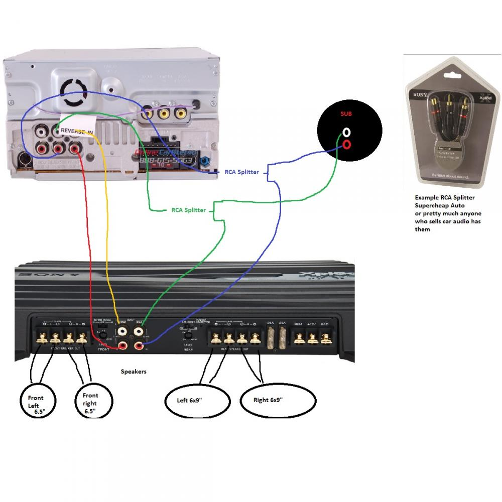 vx sound system installation question just commodores sony xav 63 wiring diagram at mifinder.co