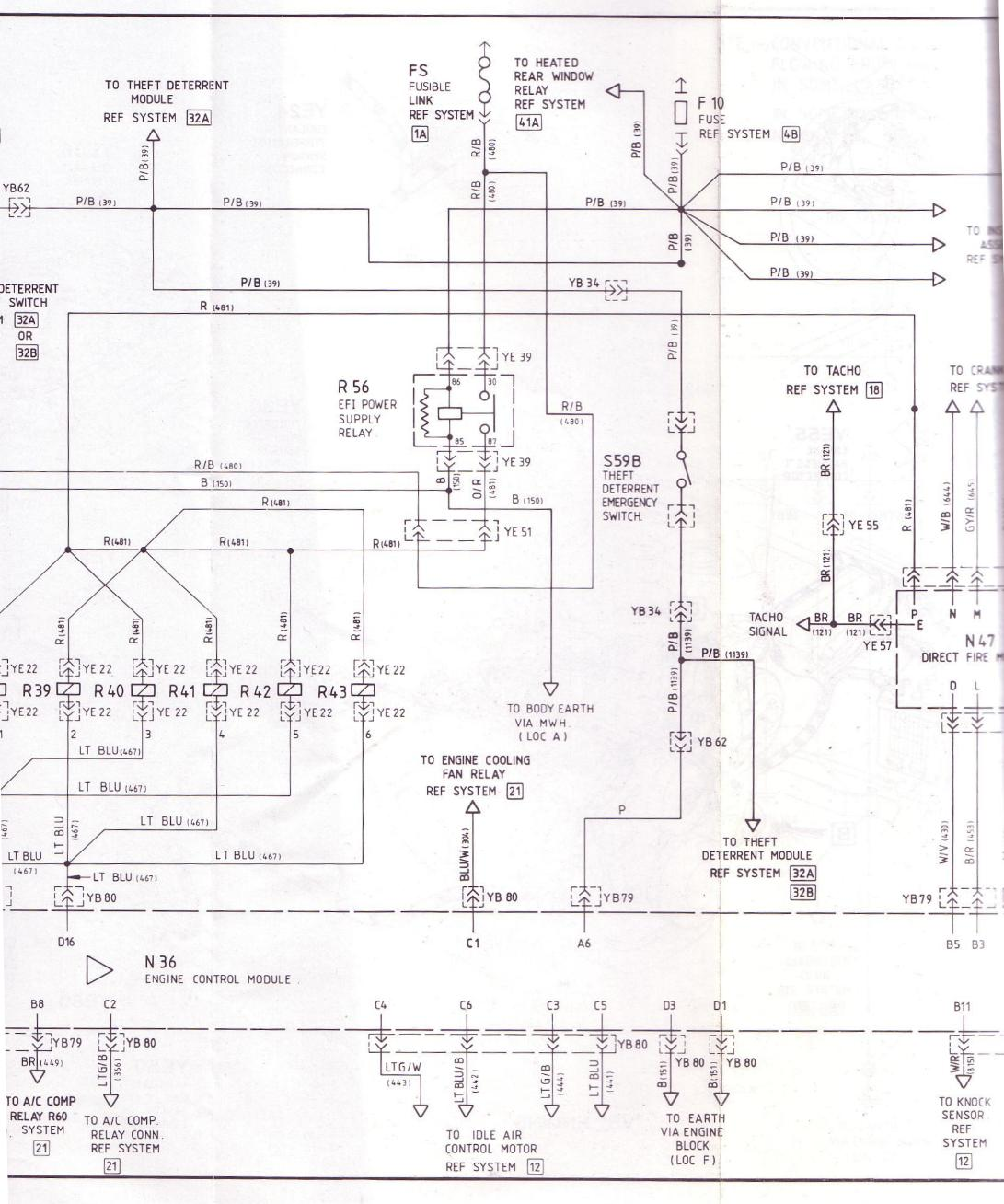 Ls1 Wiring Diagram : Vy ls wiring diagram images