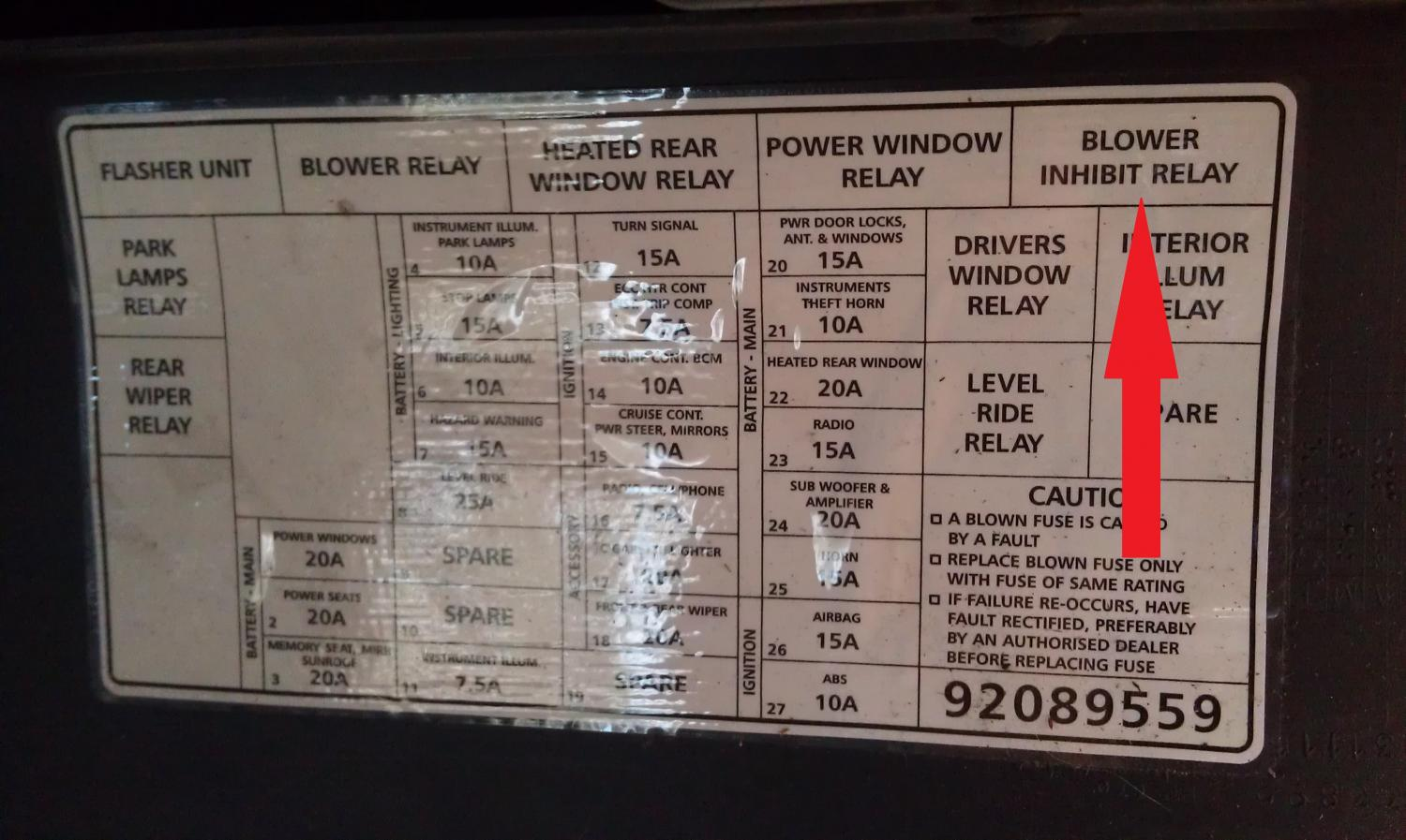 Thread vx ss air con wiring wire center blower inhibit relay missing just commodores rh forums justcommodores com au 1996 holden vz commodore holden commodore vr cheapraybanclubmaster Images