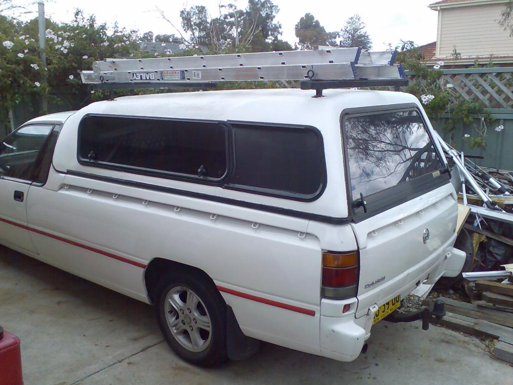 Image007.jpg & My LWB VR ute with canopy-they said it couldnt be done! | Just ...