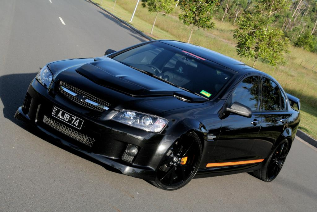Walkinshaw Hood Pictures?? | Page 2 | Just Commodores