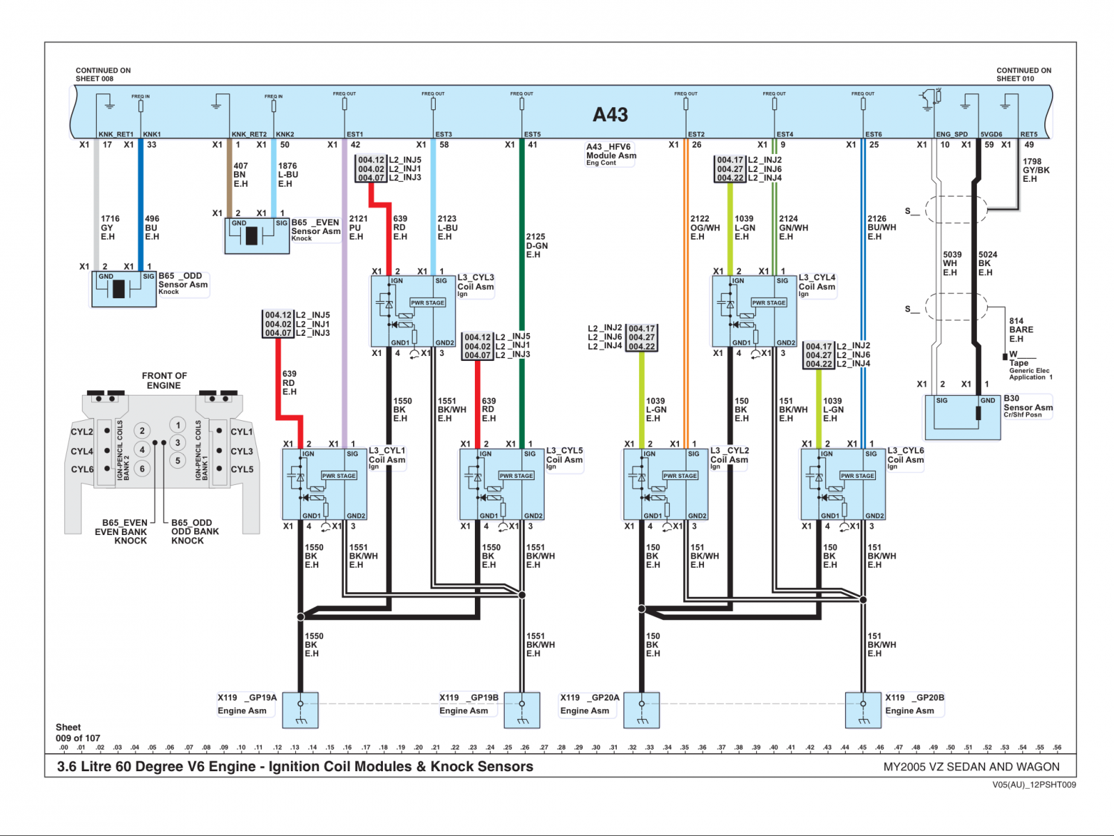 Looking for VZ wiring schematic detailing the 15A fuse loop