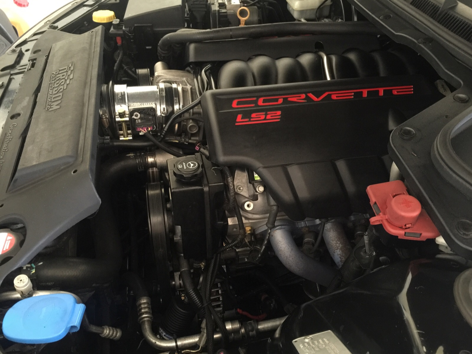 LS3 cold air intake options | Just Commodores