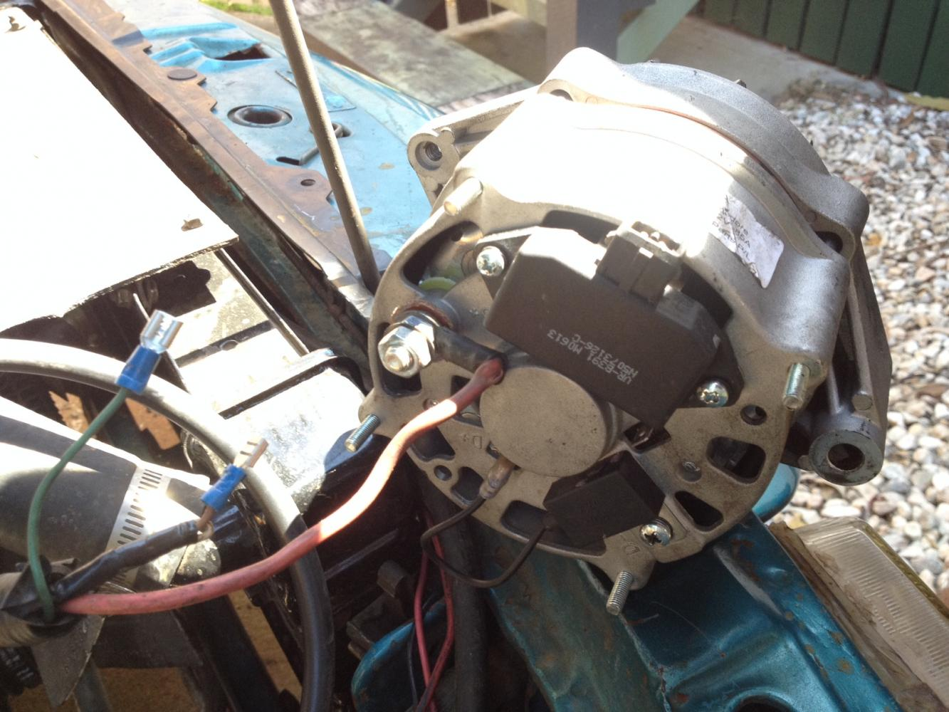 Batteryalternator problem just commodores photo 19g asfbconference2016 Image collections