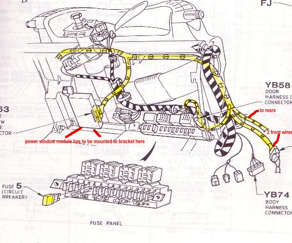 vn calais sedan power window motors into vs wagon, any problems ve commodore power window wiring diagram at gsmportal.co