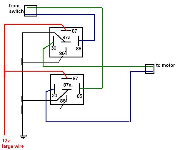 vn calais sedan power window motors into vs wagon, any problems power window relay wiring diagram at n-0.co
