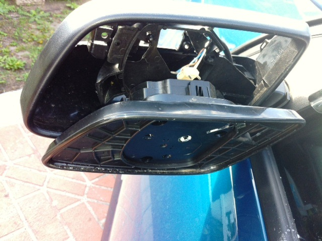 Ve Ssv Side Mirror Smashed Whats The Best Way To Get Replaced