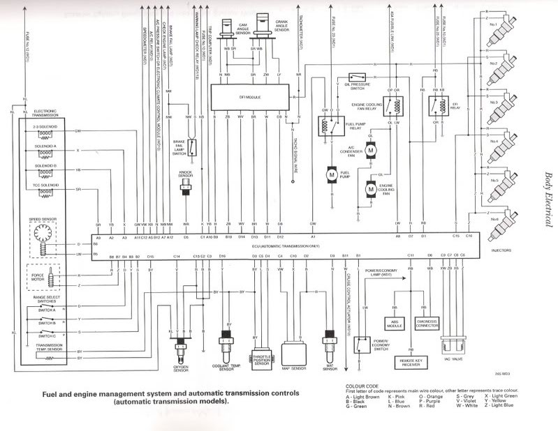 vp v8 wiring diagram