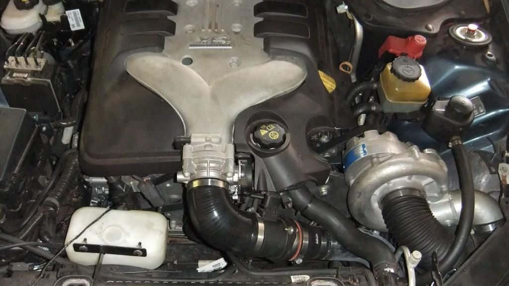 VE SV6 supercharger kits from CAPA | Page 3 | Just Commodores