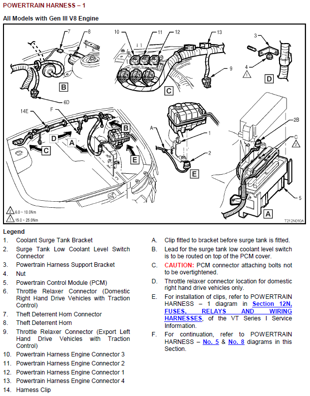 ls1 engine harness diagram ls1 wiring plug | just commodores 1999 firebird ls1 engine wiring diagram