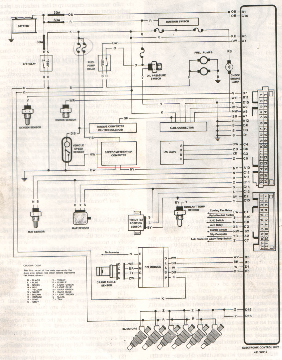 vn computer but not in car just commodores rh forums justcommodores com au Kohler Wiring Diagram Manual 1967 Chevelle Wiper Motor Wiring Diagram