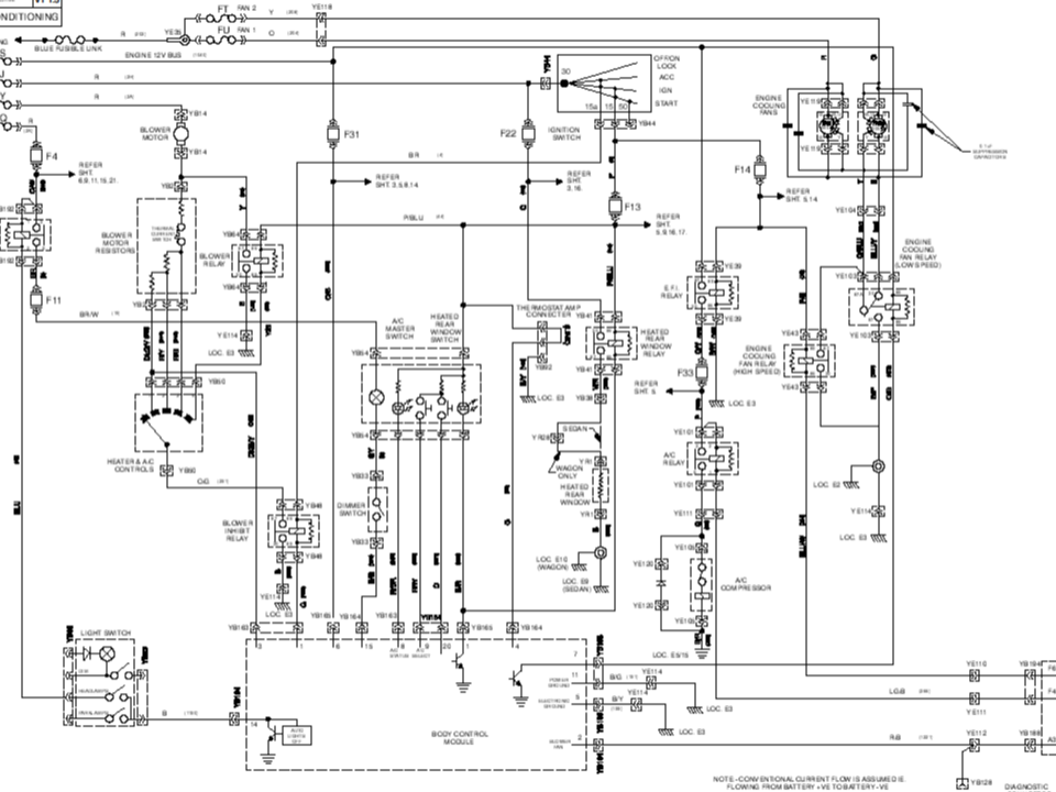 Vt commodore wiring diagram images