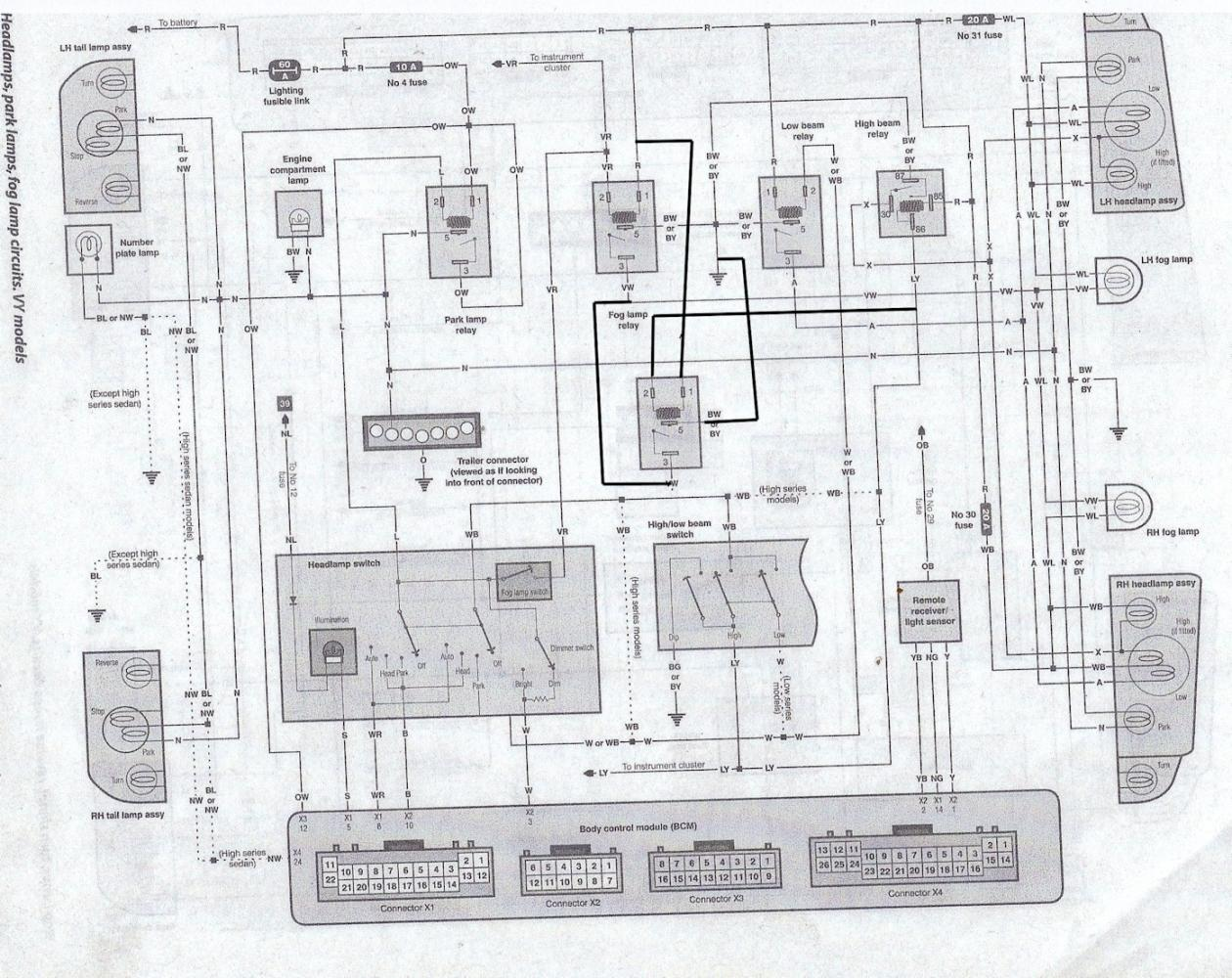 spot lights wiring diagram html