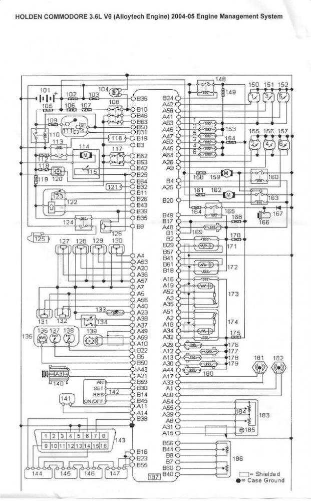 melted vz coil pack just commodores vy commodore stereo wiring diagram at crackthecode.co