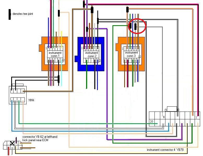 Need the pin outs on vrvs lvl 2 and lvl 3 clusters just commodores wiring 1 newg cheapraybanclubmaster Images
