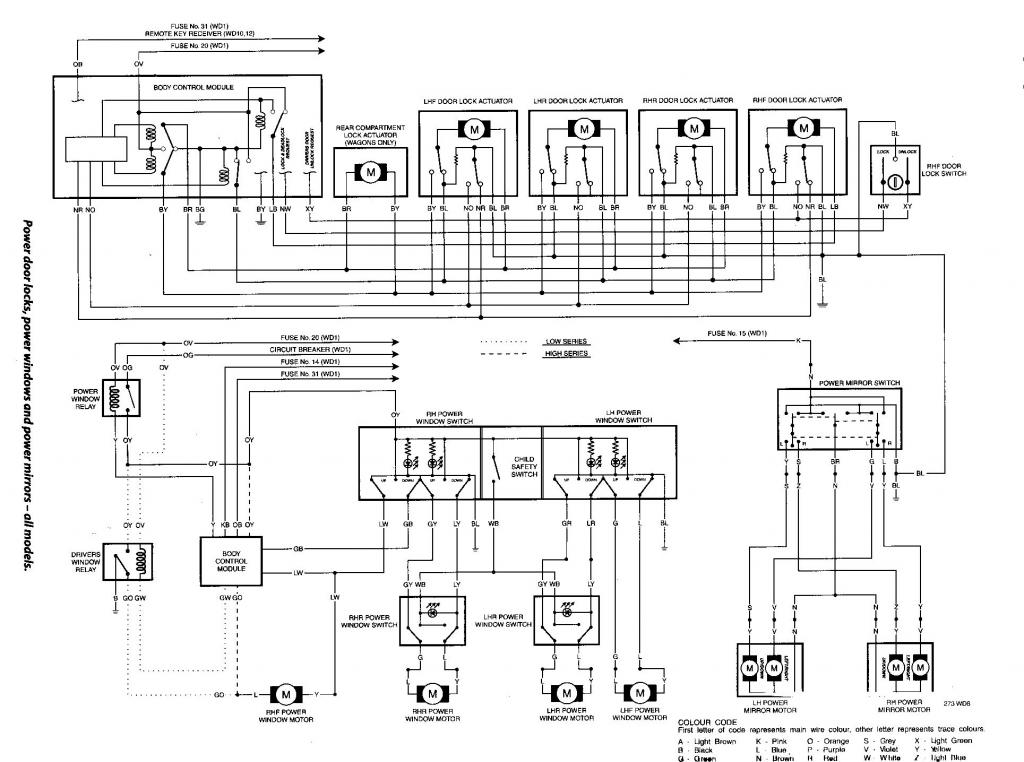 Vn Commodore Wiring Diagram : Vr commodore headlight wiring diagram somurich