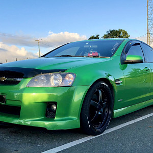 Green machine VE SS Tuned