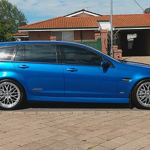 2008 Holden Ve ssv sportwagon  Just Commodores